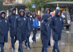 FOTO + VIDEO EXCLUSIV »  Veste șoc în ziua meciului, oficialii s-au gândit să amâne partida! Ce s-a întâmplat