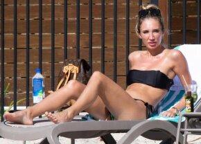 FOTO HOT A mers la plajă în Australia, dar fotografii au reperat-o imediat: imagini indecent de sexy în bikini