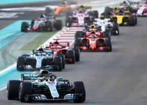 MARELE PREMIU DE LA ABU DHABI // Lewis Hamilton, a 11-a victorie a sezonului la Abu Dhabi! Britanicul încheie un 2018 perfect + Alonso, Raikkonen și Ricciardo au spus