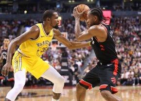 Situația în NBA după 2 luni de la startul sezonului: Toronto domină Estul, în timp ce Vestul e guvernat de surprize