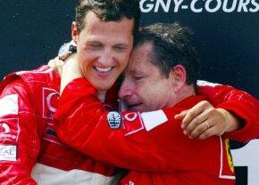 """Cel mai bun prieten al lui Schumacher face dezvăluiri surprinzătoare: """"Am văzut Marele Premiu al Braziliei cu el"""""""