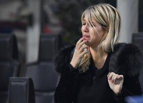 """Toate camerele pe Wanda! Ce a făcut soția lui Icardi pe """"Meazza"""", după eliminarea rușinoasă a lui Inter din Ligă"""
