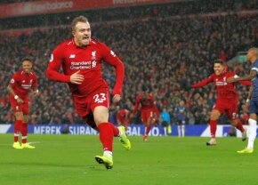 LIVERPOOL - MANCHESTER UNITED 3-1 //
