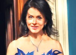 Cum arată acum soția lui Giovani Becali