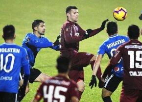 VIDEO Viitorul - CFR Cluj 0-1 » Mini-prestaţie, maxi-eficienţă: clujenii câștigă și se distanțează de FCSB! Urmează derby-ul cu echipa roș-albastră