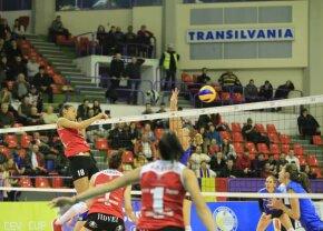 Pe repede înainte » Volei Alba Blaj, victorie-fulger în optimile de finală ale CEV Cup