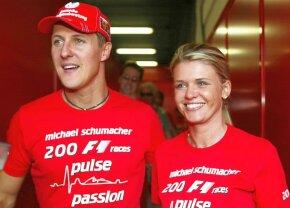 Soția lui Michael Schumacher, anunț important cu o zi înainte de aniversarea soțului: