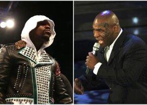Myke Tyson îl DISTRUGE pe Floyd Mayweather: