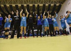 CUPA EHF // Oltencele sunt exuberante după debutul perfect: