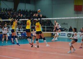 România s-a calificat la CE de volei feminin! Victorie DRAMATICĂ în meciul decisiv