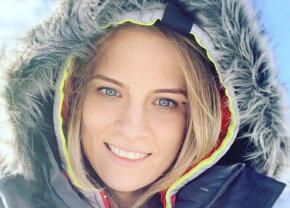 """Blondă cu ochii albaștri, Laura Leahu e una dintre cele mai frumoase handbaliste din România: """"Nu sunt actriță, ci jucătoare"""""""