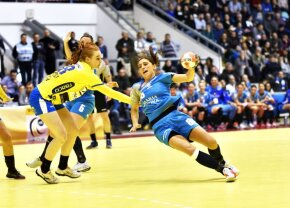 Super Amara Bera Bera - SCM Craiova 32-21 // Spulberate!Deținătoarea Cupei EHF a suferit cea mai drastică înfrângere din istoria sa în cupele europene