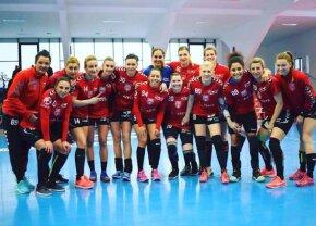 Altă înfrângere la scor! Măgura Cisnădie învinsă categoric de Bietigheim în Cupa EHF