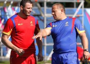 Marius Tincu și Lynn Howells, interimari la naționala de rugby! Toate detaliile schimbării