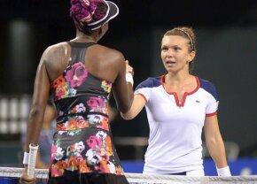SIMONA HALEP- VENUS WILLIAMS » Când se joacă șocul din turul 3 de la Australian Open