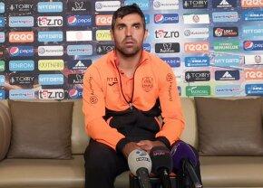 """VIDEO Culio vrea prelungirea contractului cu CFR Cluj: """"Vreau să rămân aici și după ce-mi închei cariera"""""""