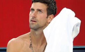 """VIDEO Djokovic și Federer au răbufnit la Australian Open: """"Ce, suntem la Big Brother?!"""" » Simona Halep, una dintre """"victime"""": """"În cazul femeilor e și mai rău"""""""