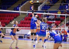 CSM București, meci de foc în Liga Campionilor la volei feminin