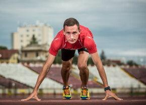 Premieră în atletismul românesc » El e singurul român care va alerga între Los Angeles și Las Vegas, 550 de kilometri!