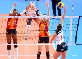 """Blaj - Bacău în semifinalele CEV Cup! » Cum au trăit aseară ardelencele calificarea în fața Galatei: """"Nici nu le-a dat prin cap turcoaicelor ce o să le aștepte!"""""""