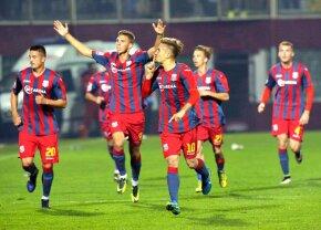 CSA Steaua a aflat cu cine ar putea juca la barajul pentru promovarea în Liga a 3-a