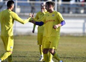 Petrolul l-a readus pe Dan Bucșa! A jucat deja în amicalul cu Petrolistul Boldești, 5-0