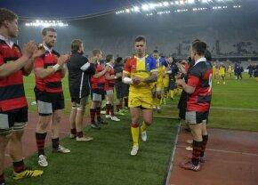 Duel dezechilibrat » România joacă sâmbătă cu Germania, cea mai slabă echipă din Rugby Europe Championship