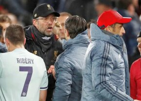 "LIVERPOOL - BAYERN 0-0 // Jurgen Klopp s-a enervat pe Kovac după Liverpool - Bayern: ""Am stat ca boul!"""