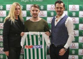 OFICIAL Liviu Antal și-a găsit echipă! A semnat un contract pe doi ani