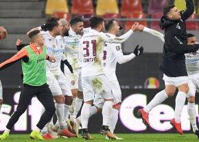 """Caz incredibil în Liga 1: marți a semnat cu noua echipă, azi l-a ofertat CFR Cluj » """"Pleacă dacă se plătesc banii"""""""