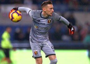 Ionuț Radu prinde un transfer uriaș! Inter Milano îi va plăti clauza de reziliere