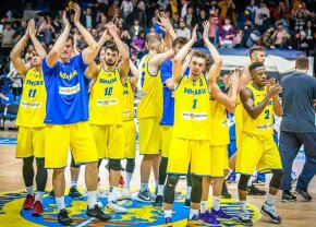Victorie cu Macedonia! Naționala de baschet a terminat pe locul 2 în precalificările FIBA Eurobasket 2021