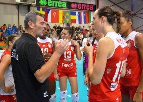 """EXCLUSIV Darko Zakoci vorbește despre minunea reușită la Volei Alba Blaj: """"Luptăm să aducem Cupa CEV la Blaj"""""""