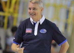 EXCLUSIV Schimbare importantă: Luciano Pedulla e noul selecționer al naționalei feminine de volei la Euro