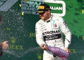 FORMULA 1 // VIDEO+FOTO Surpriză în prima cursă de Formula 1 a anului! Valtteri Bottas s-a impus în Australia + Sebastian Vettel nu a prins podiumul
