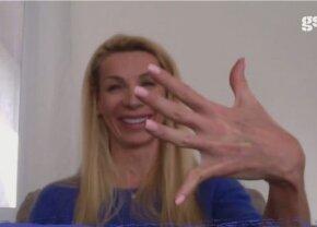 FOTO&VIDEO GSP LIVE // Cum arată mâinile celei mai bune voleibaliste din istoria Romaniei