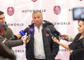 EXCLUSIV Dan Petrescu își pariază cariera! » Bonusuri COLOSALE trecute de șefii lui CFR Cluj în noul contract cu SuperDan