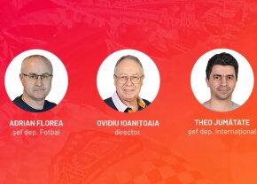"""Vocile Gazetei » Ovidiu Ioanițoaia, Adrian Florea și Theodor Jumătate înainte de Suedia - România: """"Continuă să mă macine o întrebare: când ne vom mai mândri cu echipa națională?"""""""
