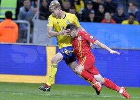 SUEDIA - ROMÂNIA, liveTEXT de la 19:00 » România debutează în preliminariile EURO 2020 » Echipa de start aleasă de Contra