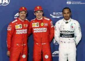 MARELE PREMIU AL BAHRAINULUI // Charles Leclerc intră în istoria Ferrari! Monegascul a obținut primul pole-position al carierei, în Marele Premiu al Bahrainului