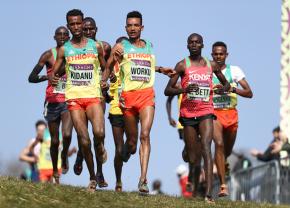 """FOTO Sportivii din Etiopia au ȘOCAT pe toată lumea: """"Cum să fie născuți în 2000?"""" :O"""