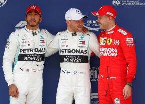 FORMULA 1, MARELE PREMIU AL CHINEI // VIDEO Valtteri Bottas pleacă primul în cursa #1.000 din Formula 1 » Cum arată grila de start