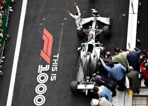 FORMULA 1 // Lewis Hamilton, triumfător în MP din China (VIDEO + FOTO)! E lider în clasamentul general + 7 cifre interesante despre cursa cu numărul 1000 din istorie
