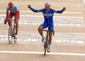 Philippe Gilbert a câștigat Paris-Roubaix! Mai are nevoie de un singur Monument pentru a le avea pe toate 5: e primul în ultimii 30 de ani