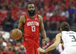 PLAY-OFF NBA // VIDEO A început play-off-ul NBA, primul fără LeBron James după 14 ani » Curry, Harden și Antetokounmpo au fost decisivi în primele meciuri