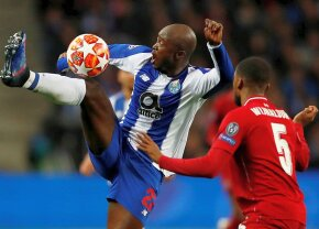 """PORTO - LIVERPOOL 1-4 // Danilo, reacție dură după înfrângerea lui Porto: """"Rezultatul este mincinos! Liverpool e o echipă cinică"""""""