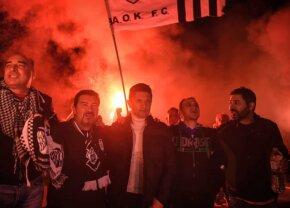 PAOK - LEVADIAKOS // Fanii lui PAOK, gata să sărbătorească titlul în Grecia! Au luat 35.000 de bilete în două ore și vor face o atmosferă incendiară