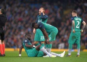 MANCHESTER CITY - TOTTENHAM 4-1 //  Poveste fabuloasă cu Moussa Sissoko după City - Spurs » A plecat furios la vestiare, crezând că Tottenham e eliminată!