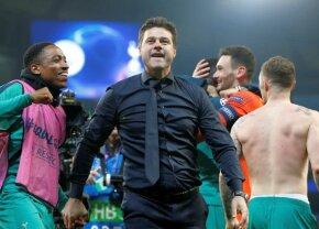 MANCHESTER CITY - TOTTENHAM 4-3 // Mauricio Pochettino, statistică uluitoare la Tottenham: 0 trofee în cinci ani! Ce a reușit însă antrenorul