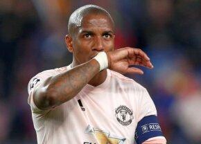 BARCELONA - MANCHESTER UNITED 3-0 // Scandal rasist după eliminarea lui United! Jigniri oribile pentru căpitanul Ashley Young » Manchester a făcut plângere la poliție